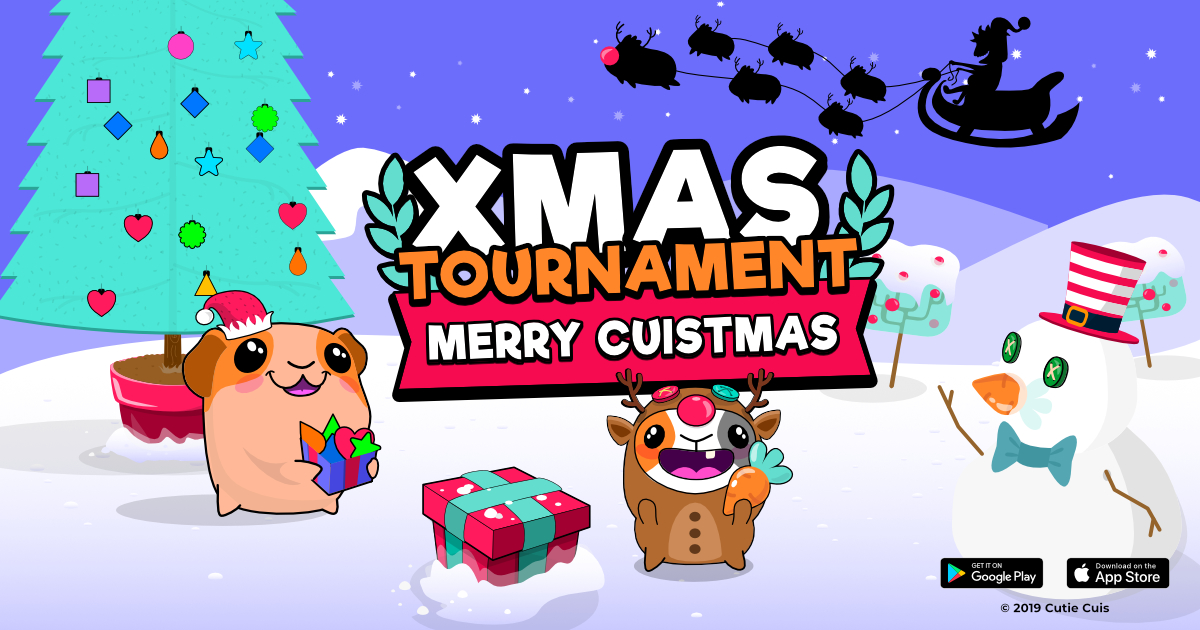 🎄Christmas tournament! Update now!