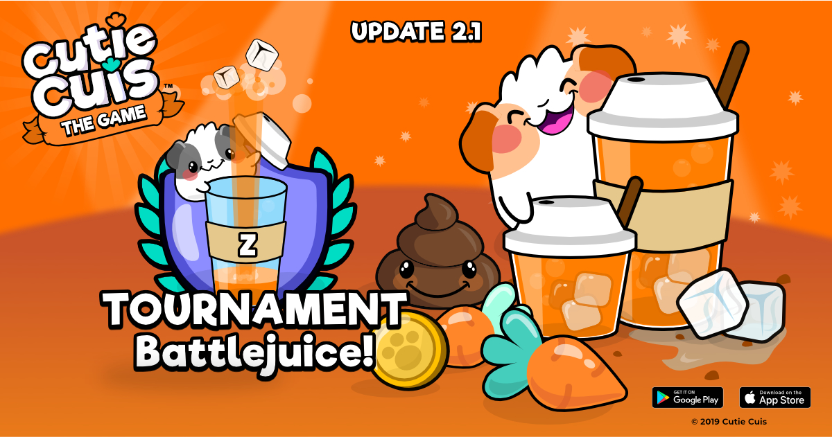 CuiDrink, the game that will freeze you 🥤Update 2.1.