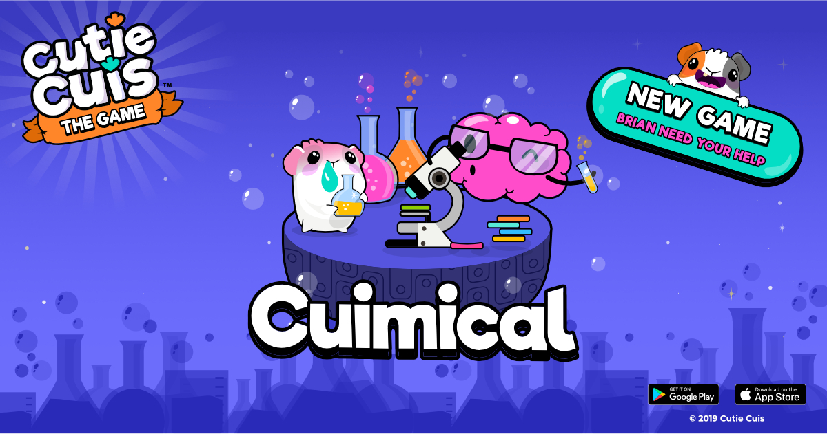 Cuimical, a new math game 🔥🔬