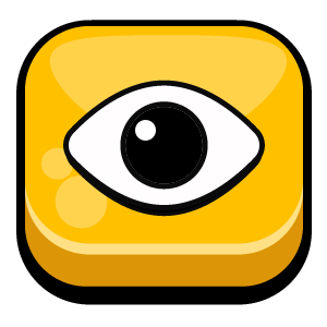 Visual intelligence icon