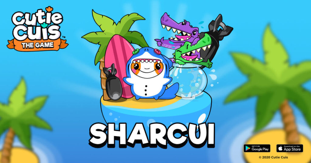 SharCui cover